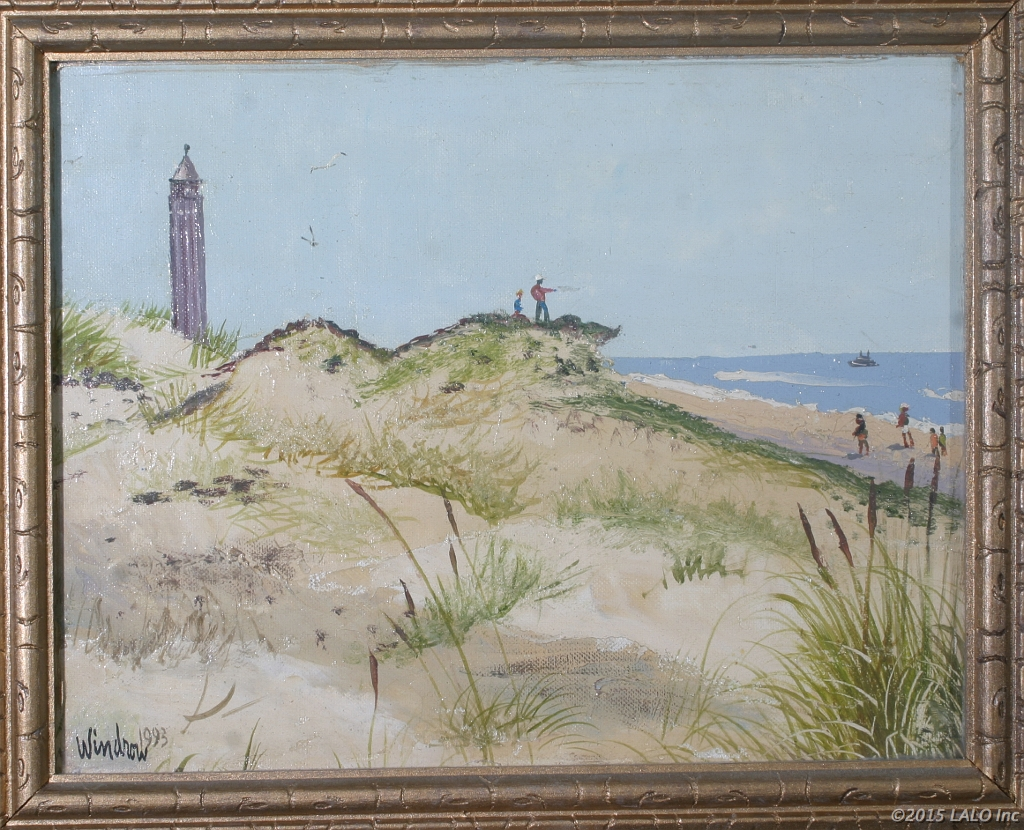 Jones Beach Tower by Patricia Windrow