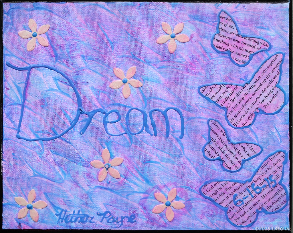 Dream by Heather Payne