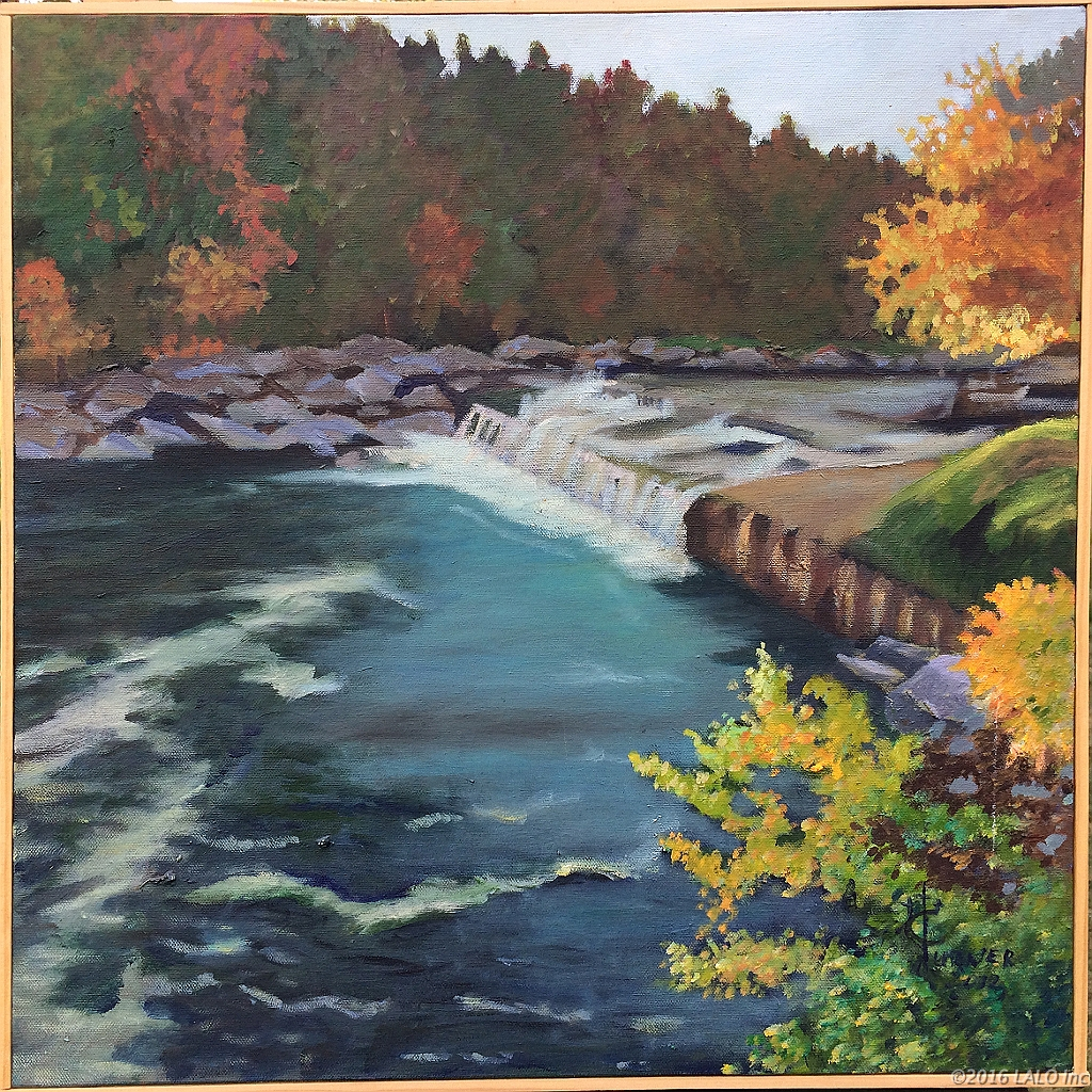 Ohiopyle by Clive Turner