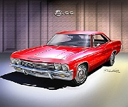 1965 Chevrolet Impala SS by Danny Whitfield