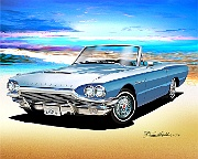 1964 Ford Thunderbird by Danny Whitfield