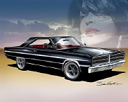 1967 Dodge  Coronet (Cheetah Edition) by Danny Whitfield