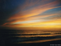 Redondo Sunset by Tom Wible