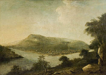 Image result for earliest painting of pittsburght
