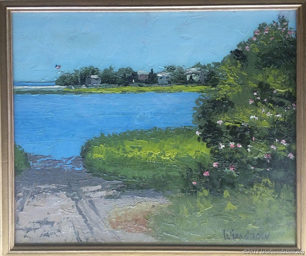 """Harbor Scene"" by Patricia Windrow"