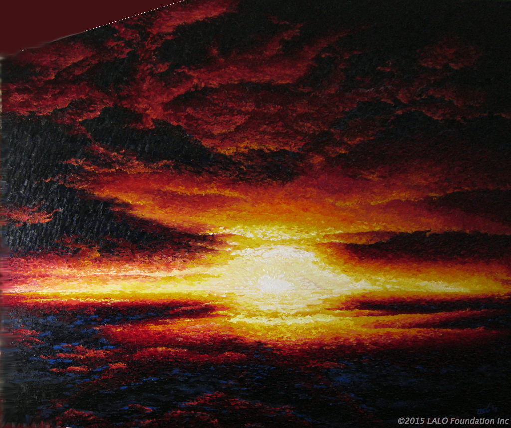 """Sunrise, Sunset"" by Nancy Daugherty"
